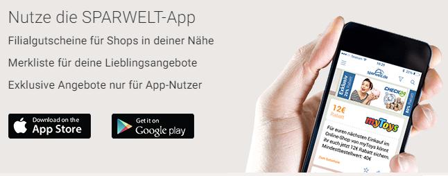 Sparwelt App