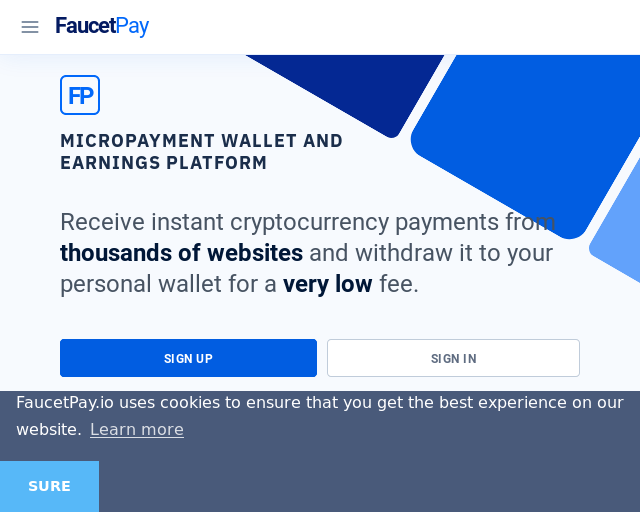Faucetpay