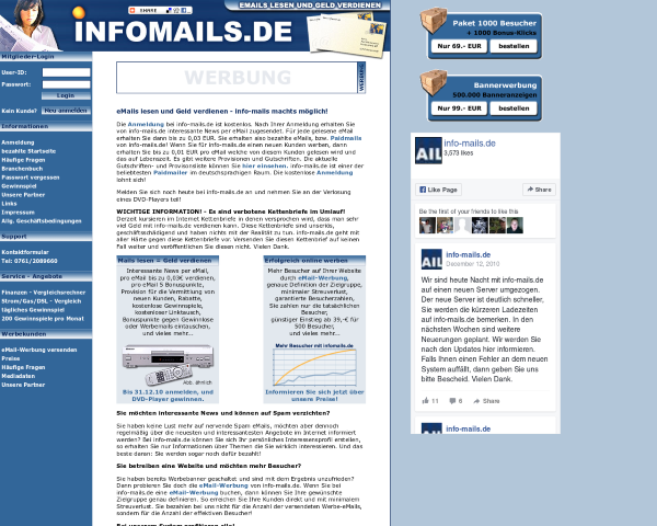 Info-Mails