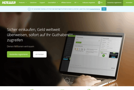 website neteller